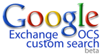 Exchange and OCS Google custom search