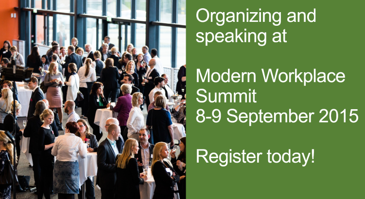 Organizing and speaking at MWSsummit